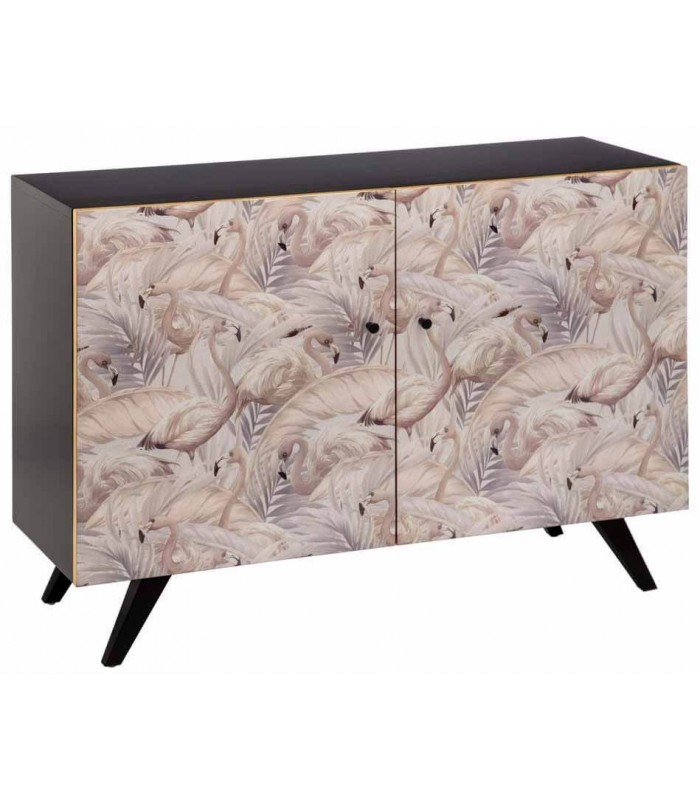 Mesilla noche 3 cajones Flamingo MOYCOR