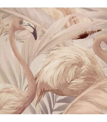 Baúl Grande con Bandeja Flamingo