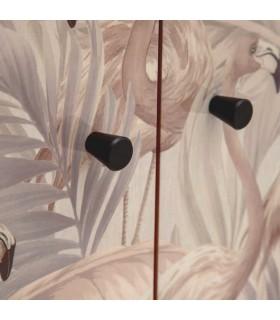 Banco Zapatero 4 cajones Flamingo
