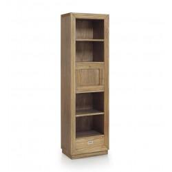 Librería 1 cajón / 1 puerta Merapi