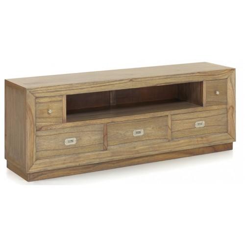 Mueble TV 3+2 cajones / 1 hueco